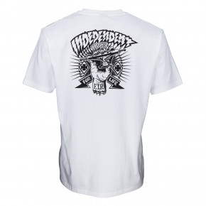 Go to the product T-shirt Independent Ripped T-Shirt white 2020