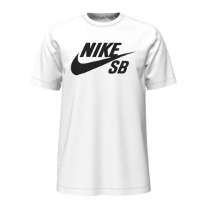Go to the product T-shirt Nike SB Dry Dfct white/black 2020