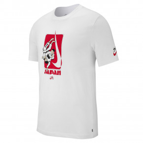 Go to the product T-shirt Nike SB Dry Karate white/rush pink 2019