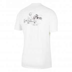 Go to the product T-shirt Nike SB Duder white 2020