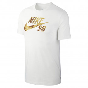Go to the product T-shirt Nike SB Logo Snsl 2 white 2019