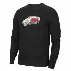 Go to the product T-shirt Nike SB Ls Box Truck black 2020