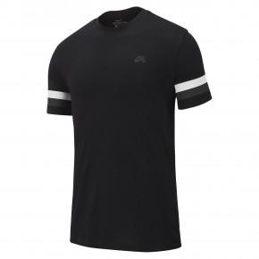 a04c931df976 Přejít na produkt Tričko Nike SB Sleeve Stripe black thunder grey 2019