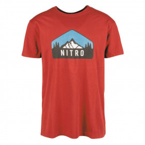 Go to the product T-shirt Nitro Drtbag merlot 2018/2019