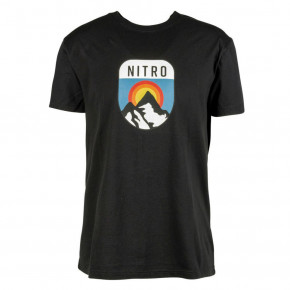 Go to the product T-shirt Nitro Friends black 2018/2019