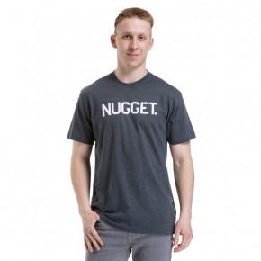Go to the product T-shirt Nugget Logo 18 heather steel 2018