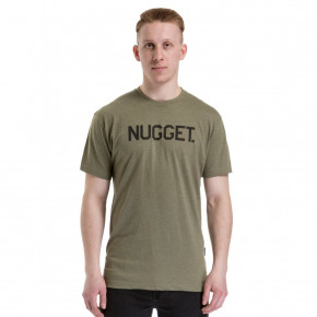 Go to the product T-shirt Nugget Logo 18 khaki 2018