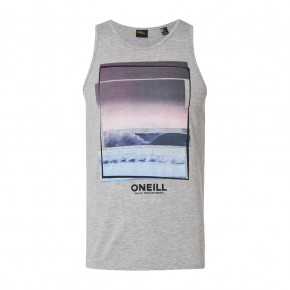 Go to the product T-shirt O'Neill Beach Tanktop silver melee 2019