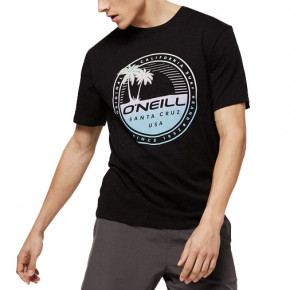 Go to the product T-shirt O'Neill Palm Island black out 2019
