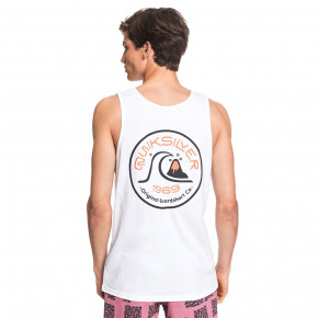 Go to the product Tanks Quiksilver Close Call Tank white 2020