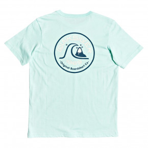 Go to the product T-shirt Quiksilver Close Call Youth beach glass 2020