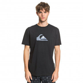 Go to the product T-shirt Quiksilver Comp Logo black 2020