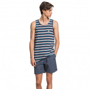 Go to the product T-shirt Quiksilver Coreky Mate Tank majolica blue s2 coreky mate 2020