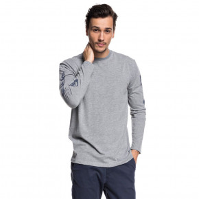 Prejsť na produkt Tričko Quiksilver Double Stringer medium grey heather 2018