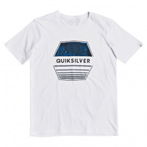 Go to the product T-shirt Quiksilver Drift Away Youth white 2020