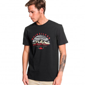 Go to the product T-shirt Quiksilver Dunescape Ss black 2019