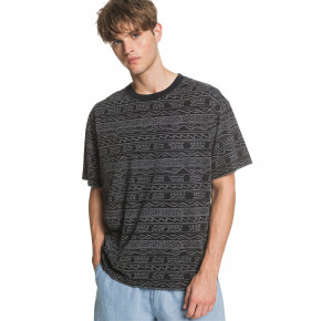 Go to the product T-shirt Quiksilver Heritage black tonal heritage 2020