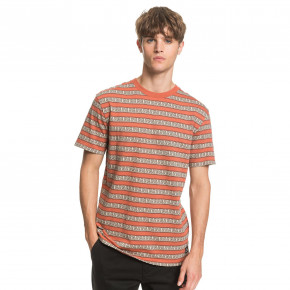 Go to the product T-shirt Quiksilver Jacquard Destin redwood jacquard destin 2020