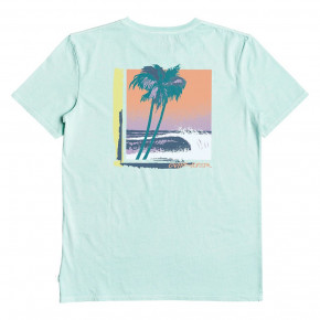 Go to the product T-shirt Quiksilver Lazy Sun beach glass 2020