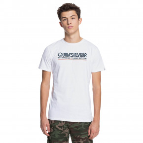 Go to the product T-shirt Quiksilver Like Gold white 2021