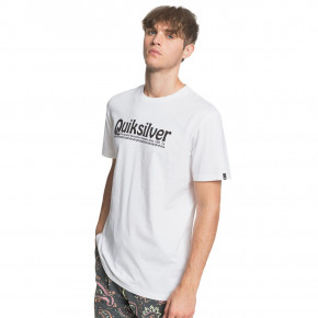 Go to the product T-shirt Quiksilver New Slang white 2020