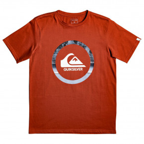 Go to the product T-shirt Quiksilver Snake Dreams Youth II burnt brick 2019