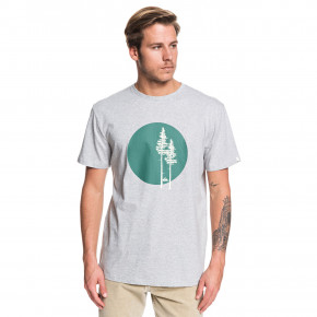 Go to the product T-shirt Quiksilver Snow Down anthletic heather 2019