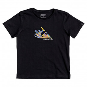 Go to the product T-shirt Quiksilver Snow Fire Youth black 2020