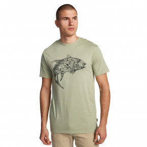 Go to the product T-shirt Quiksilver Tattoo Tuna seagrass 2020