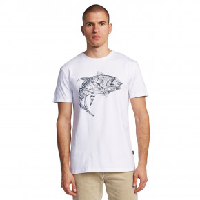 Go to the product T-shirt Quiksilver Tattoo Tuna white 2020