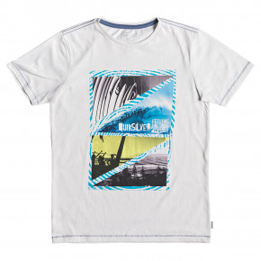 Go to the product T-shirt Quiksilver Youth Dream Youth gardenia heather 2019