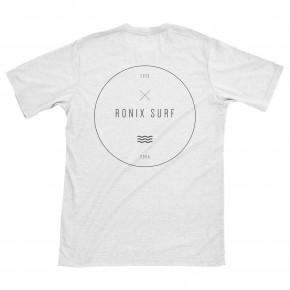Go to the product T-shirt Ronix Surfs Up white 2019