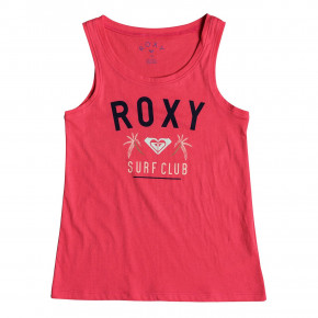 Go to the product T-shirt Roxy Sitting There rouge red 2018