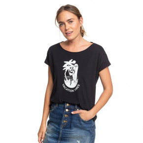 Go to the product T-shirt Roxy Sweet Summer Night anthracite 2020