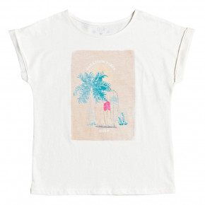 Go to the product T-shirt Roxy Teeniefriend snow white 2020
