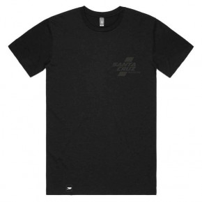 Go to the product T-shirt Santa Cruz Parallel black 2020