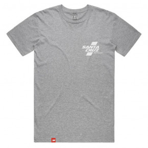 Go to the product T-shirt Santa Cruz Parallel grey 2020