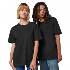 Go to the product T-shirt Stance Oversized Solid black 2020
