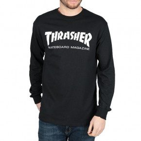 Go to the product T-shirt Thrasher Skate Mag L/S black 2020