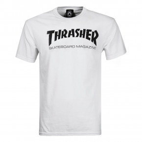 Go to the product T-shirt Thrasher Skate Mag white 2020