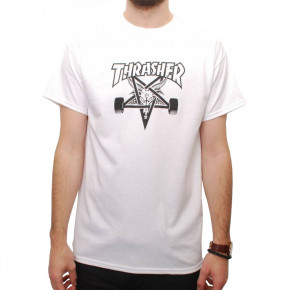 Go to the product T-shirt Thrasher Skategoat white 2020