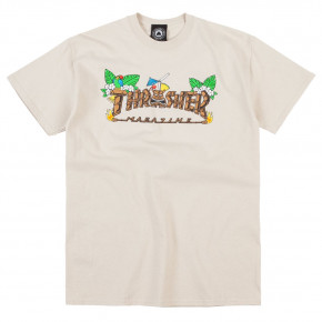 Go to the product T-shirt Thrasher Tiki sand 2019