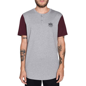Go to the product T-shirt Vans Hitson Ii cement heather/port royal 2017