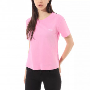 Go to the product T-shirt Vans Junior V Boxy fuchsia pink 2020