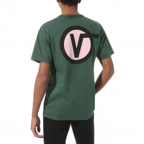 Go to the product T-shirt Vans Off The Wall Classic Circle pine needle 2020
