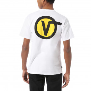 Go to the product T-shirt Vans Off The Wall Classic Circle white 2020