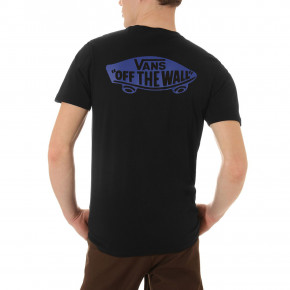 Go to the product T-shirt Vans OTW Classic black/surf the web 2019