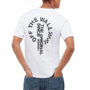 Go to the product T-shirt Vans Otw Distort white 2019