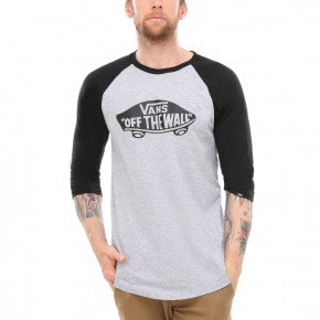 Go to the product T-shirt Vans Otw Raglan athletic heather/black 2019