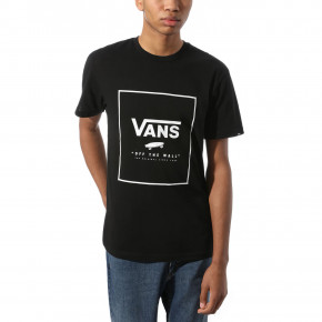 Go to the product T-shirt Vans Print Box black/white 2020